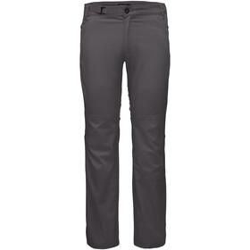 Black Diamond Credo Pants Herr carbon